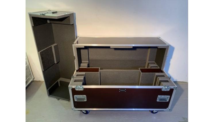 Кейс для 4-х LED панелей 55 дюймов