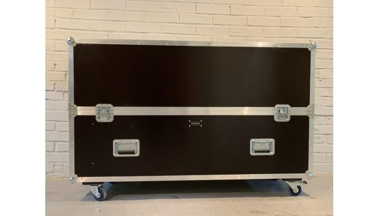Кейс для двух LED панелей 55 дюймов