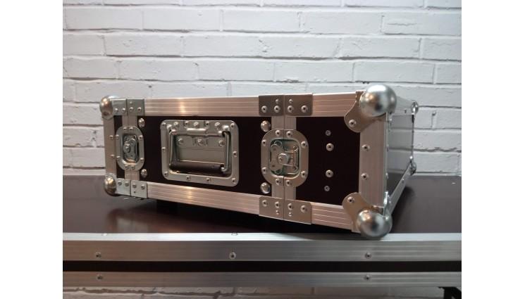 кейс Rack 3,5U с ложементом для 2-х микрофонов